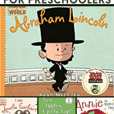 Letter A Books for Preschool